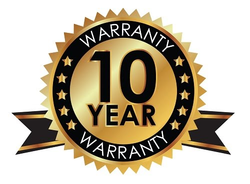 Double Glazing - 10 Year Warranty